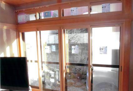 戸建住宅 内窓取付工事