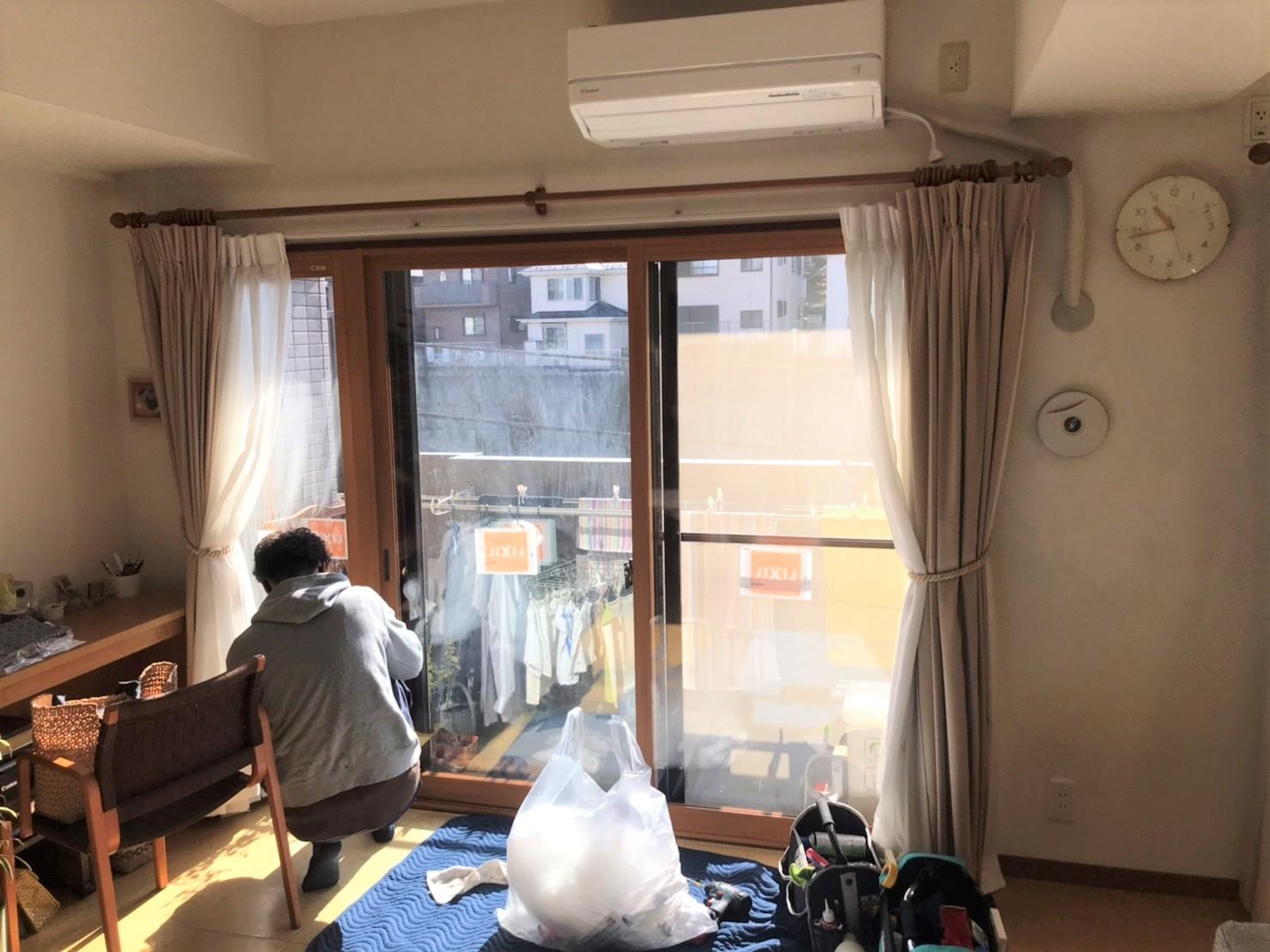 マンションの窓は結露になりやすい!東京都 内窓イン…