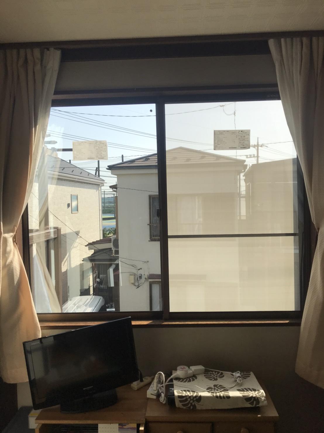 2F洋室南面窓