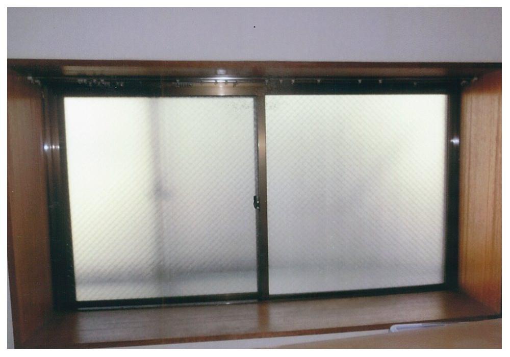 内窓取付 施工前