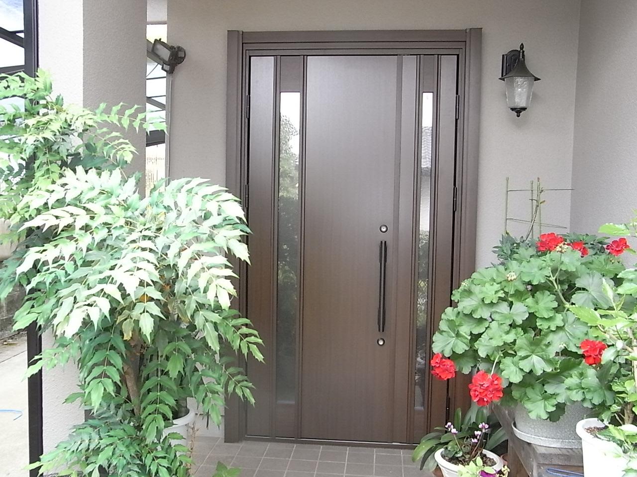 大規模リフォームの中で窓・ドアは「専門店」にお任せ…